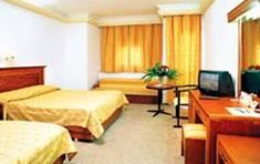 Номер. Отель Botanic Hotel, 5*
