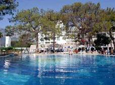 Бассейн. Отель Majesty Kilikiya Palace, 5*
