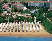 Территория отеля. Отель Barut Hotels Arum, 5*